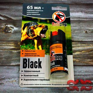 Распылитель «ANTIDOG» 65 мл. серия «BLACK»