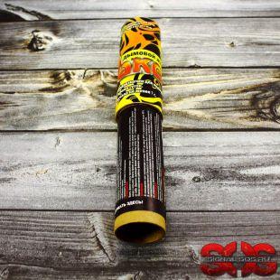 Фальшфейер «ФАКЕЛ» дымовой желтый