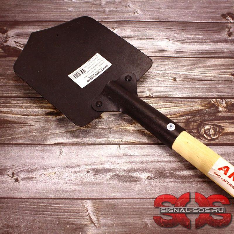 Компактная лопата туристическа 400 мм.