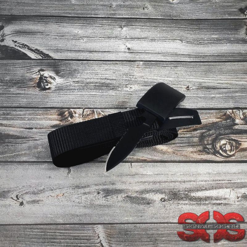 Ремень со скрытом клинком Belt Knife Designed by Dan Valois