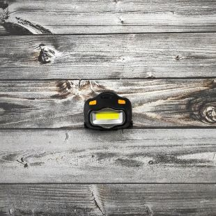 Фонарь налобный «Portable Head Lamp» COB LED