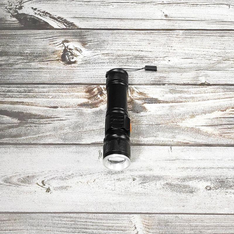 Фонарь FOCUSray 955 светодиодный аккумуляторный ручной