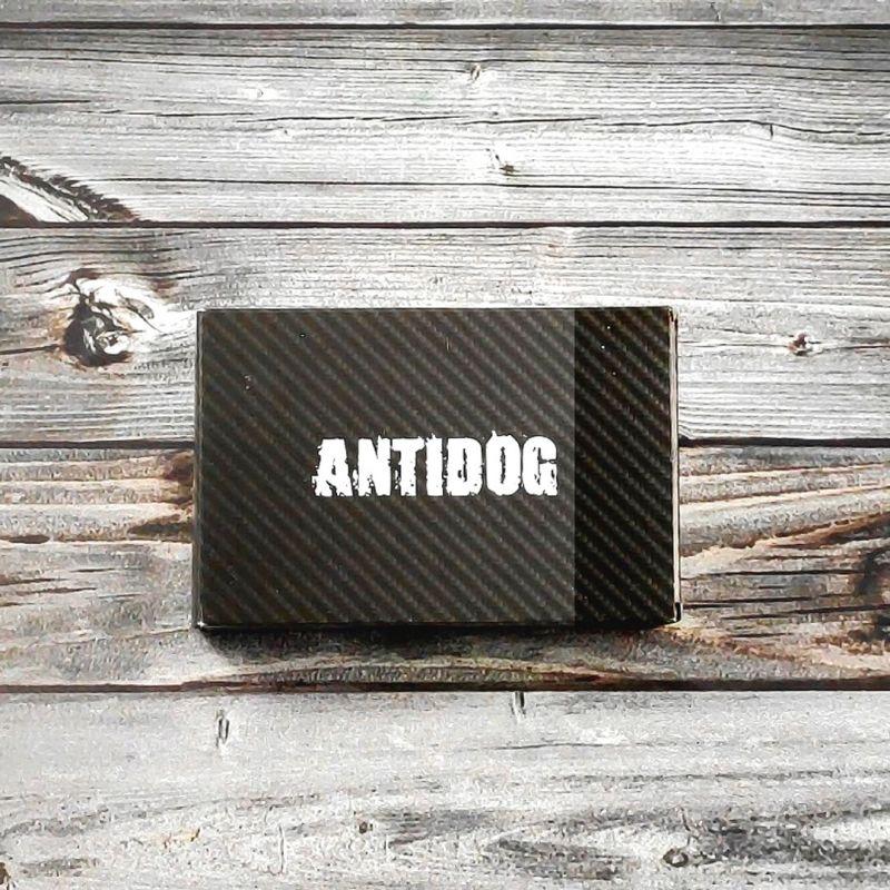 Светозвуковой отпугиватель собак AntiDOG от НИИПХ чёрного цвета