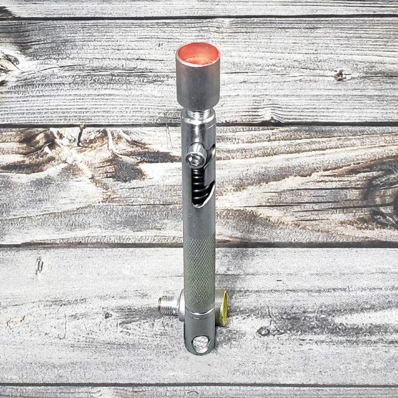 Устройство пусковое металлическое для сигнальных и светошумовых ракет