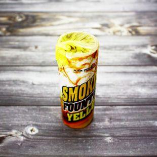 Цветной дым «Smoke Fountain» (40) желтый