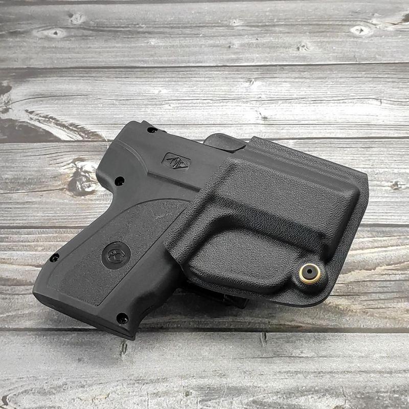 Формованная поясная кобура для аэрозольного пистолета Добрыня из ABS-пластика