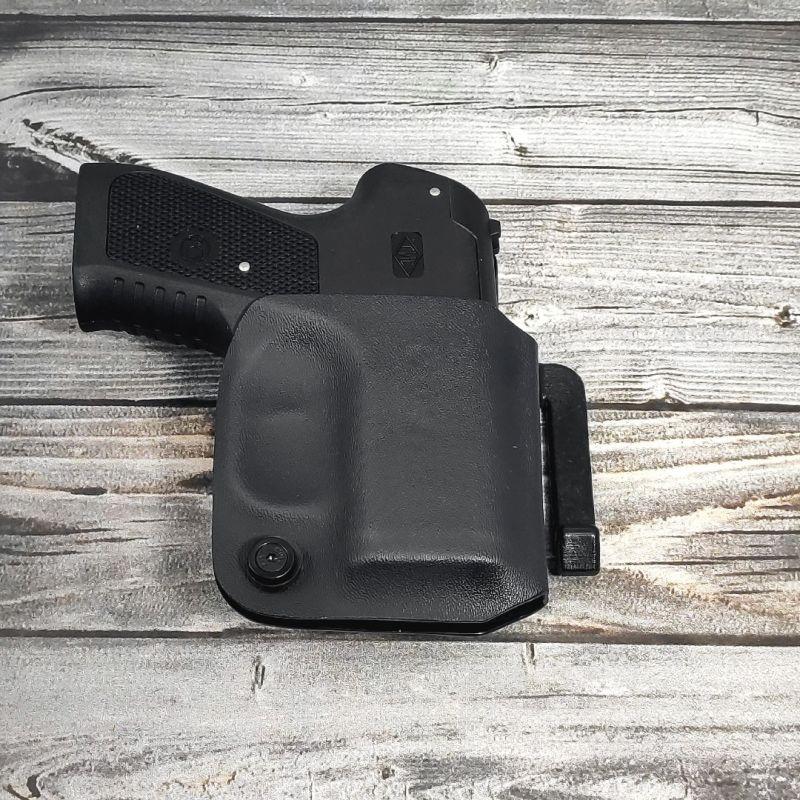Формованная поясная кобура для аэрозольного пистолета Премьер из Кайдекс