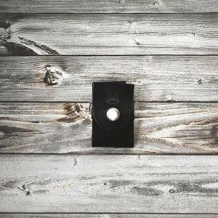 Подсумок-чехол чёрный для кассеты под устройства «ПРЕМЬЕР», «ПИОНЕР» и «ПУ-3»
