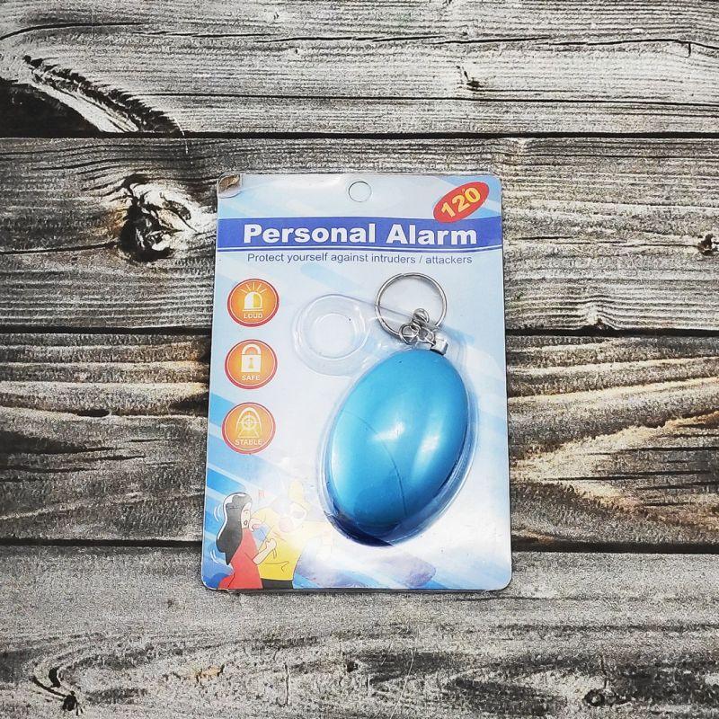 Персональная сигнализация с чекой «Egg 120 Light-Blue»